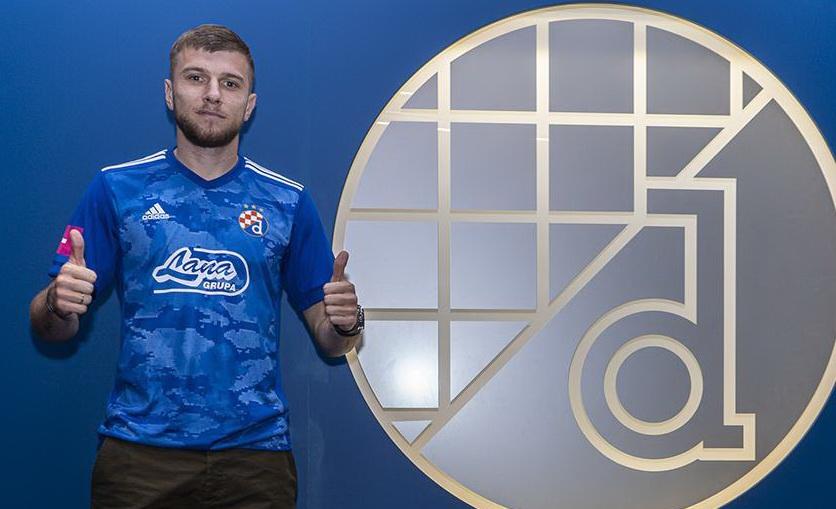 Стефан Ристовски потпиша за Динамо Загреб: Среќен сум и горд!