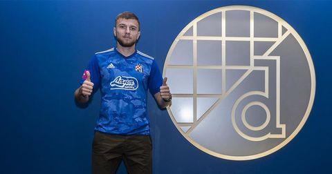 Динамо Загреб го пријави Стефан Ристовски за настап во Лигата на Европа