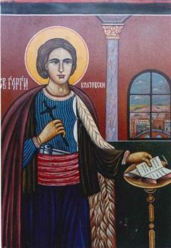 Денеска православната црква го празнува Свети Ѓорѓи Кратовски – еве чив заштитник е !