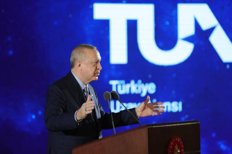 """Ердоган """"тргна кон Месечината"""""""