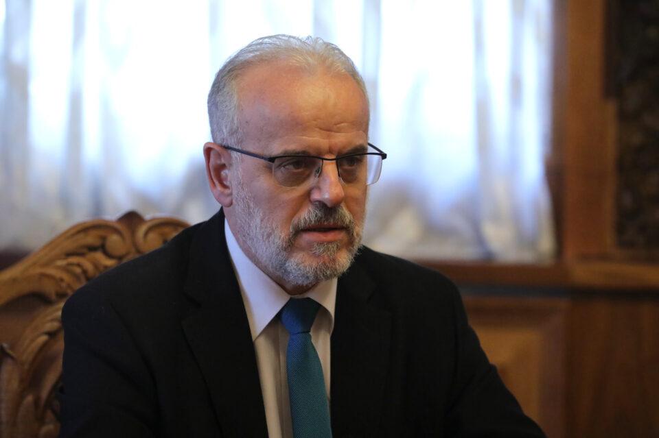 Џафери на Осмата пленарна сесија на ПС на ПСЈИЕ во Анталија