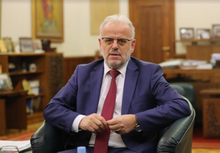 Џафери: Нема пречка да се свика итна седница за продолжување на пописот, но треба да се достави предлог од Владата или група пратеници