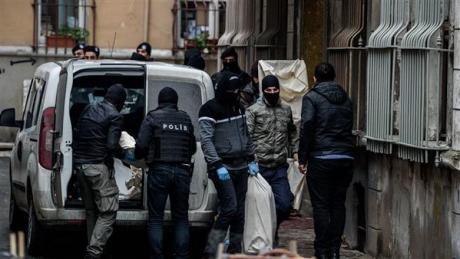 Турските власти уапсија повеќе од 700 луѓе