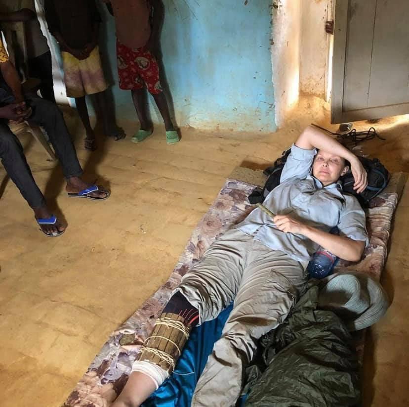 Замина на патување во Конго и доживеа невидена несреќа – Ешли Џад раскажа низ каква голгота помина (ФОТО)
