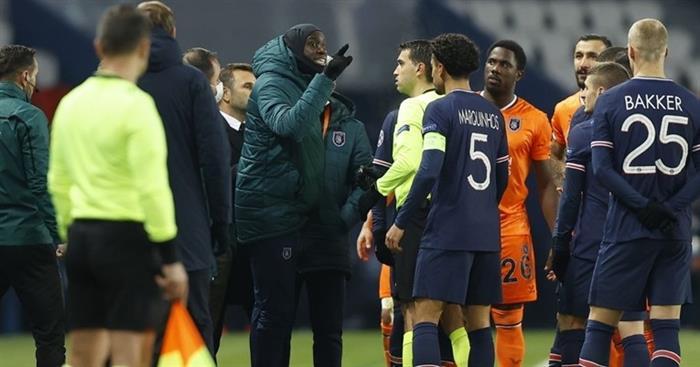 УЕФА објави дека немало расизам на мечот меѓу ПСЖ и Башакшехир во ЛШ
