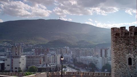 Целосна забрана за движење на Водно и Скопска Црна Гора
