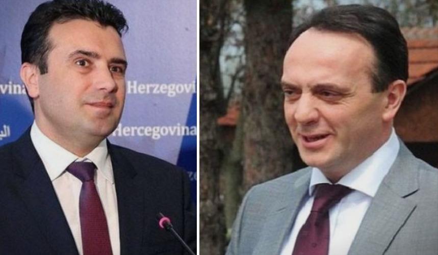Пандов: Целиот циркус изминативе денови е договор на Зоран Заев и Сашо Мијалков