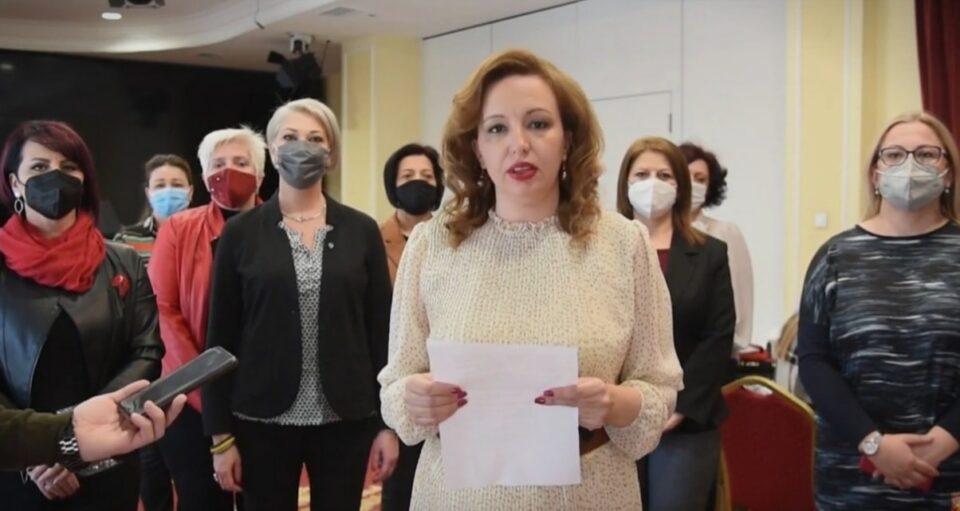 Крводарителска акција: Жените од ВМРО-ДПМНЕ и денес ја покажаа својата големина и хуманост