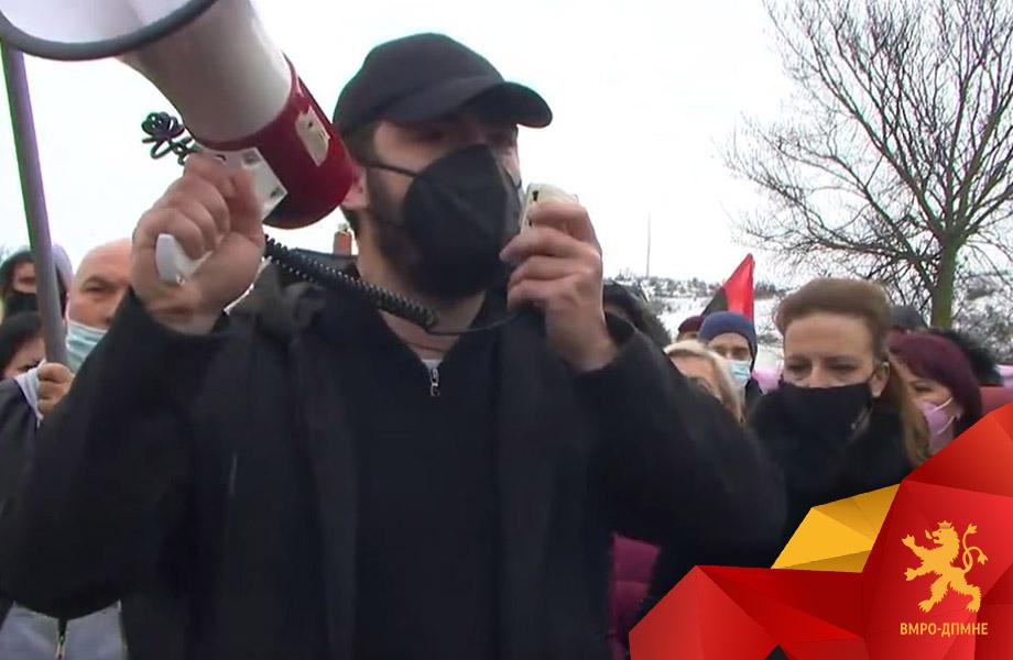 Јорданов: Македонија ќе ги надживее овие јаничари кои ја парчосуваат