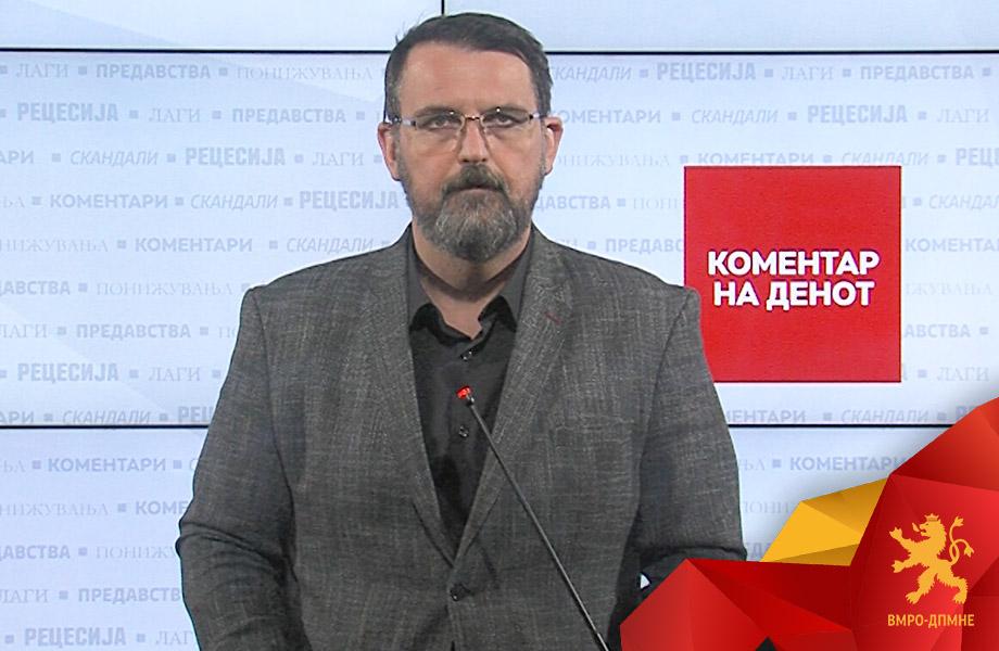 Стоилковски: Стотици погреби се организираат неделно заради трката на режимот по провизии