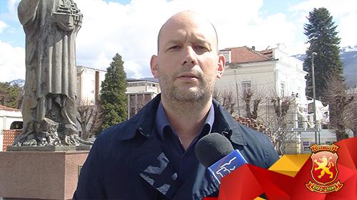Донев: Колекторот е нефункционален и е надвор од употреба, фекалии се слеваат во Охридско Езеро
