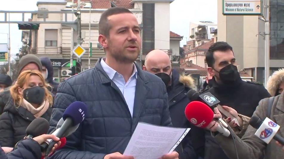 И по средбите во Влада- повторно извисени и дискриминирани: Угостителите и индустријата за организирање на настани на протестот најавија нов за во четврток