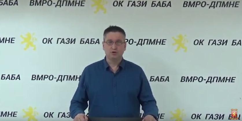 Каровски: Кој ќе одговара за кршењето на протоколите на Ковид 19 во градинката Калинка?