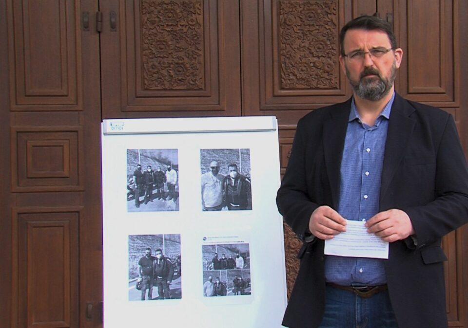 Стоилковски: Државата гори од пандемија и погреби, а Филипче и Заев возат мотори!