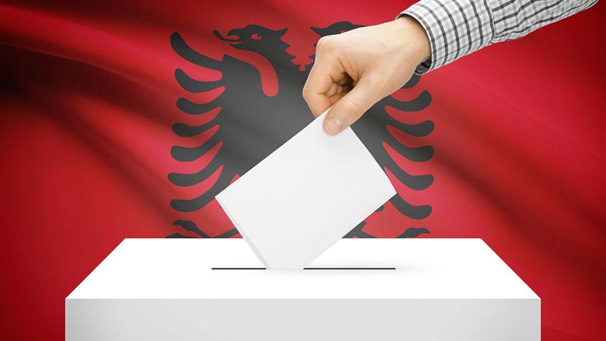 Албанија: Заразените и лицата со симптоми нема да гласаат