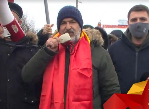 Пандов повика: Во недела сите пред Влада да порачаме дека уставобранителите не се терористи, тие се патриоти