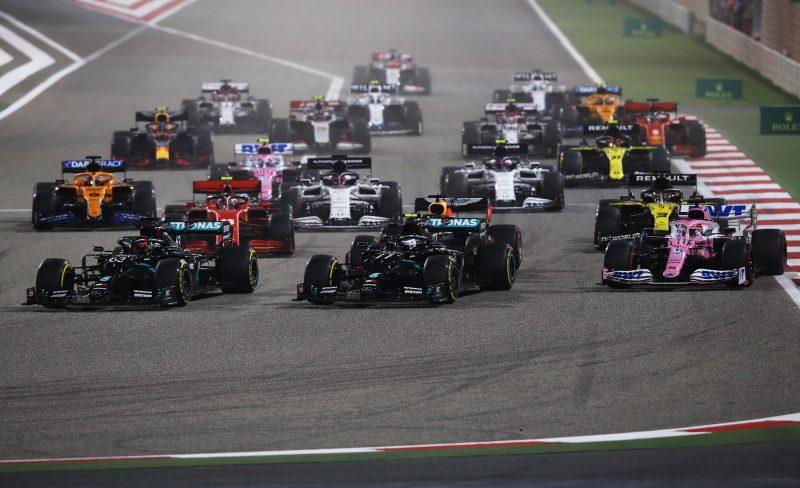 Во Бахреин за време на трката од Ф1 регистрирани 12 позитивни случаи на Kовид-19