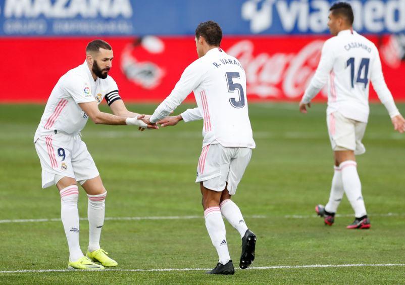 Рамос, Марсело, Менди и Валверде, во составот на Реал за средбата со Челзи, Варан не отпатува за Лондон