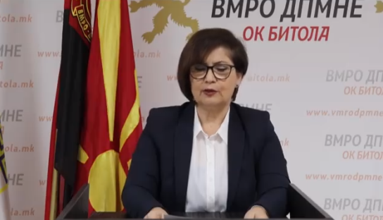 Тодоровска: 342 компании пропаднаа во Битола за една година