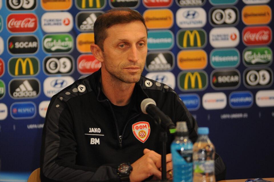 Младата фудбалска селекција ќе учествува на турнир во Анталија