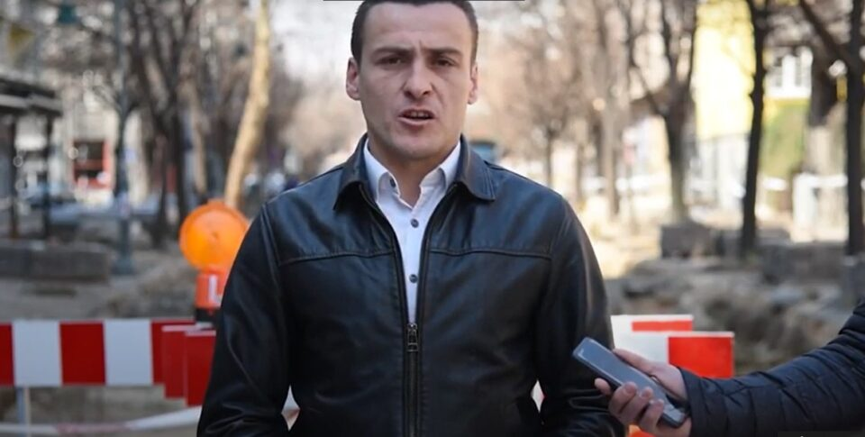 """Талески: Во отсуство на проекти и идеи, СДСМ и Саша Богдановиќ, ја реконструираат """"Орце Николов"""" по втор пат"""