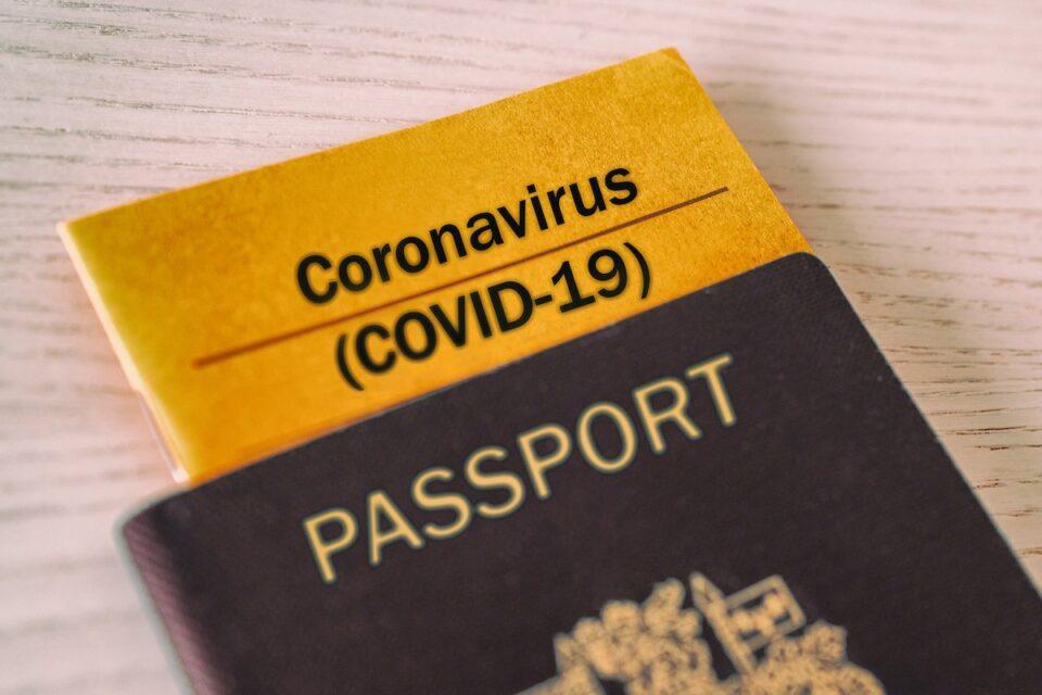 """Ковид пасошите стануваат нова """"виза"""" за ЕУ"""