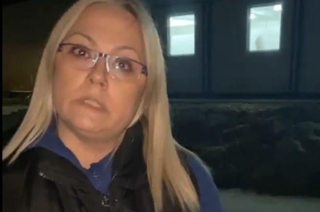 Стојаноска: Во Модуларната болница во Гостивар нема кислород за пациентите со коронавирус (ВИДЕО)