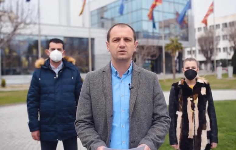Проданоски: Градоначалникот на Прилеп се пофали дека 2020 била година на крупни капитални проекти, додека градот се распаѓа