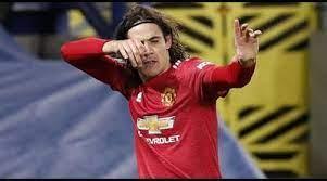 Кавани нема да го продолжи договорот со Манчестер Јунајтед