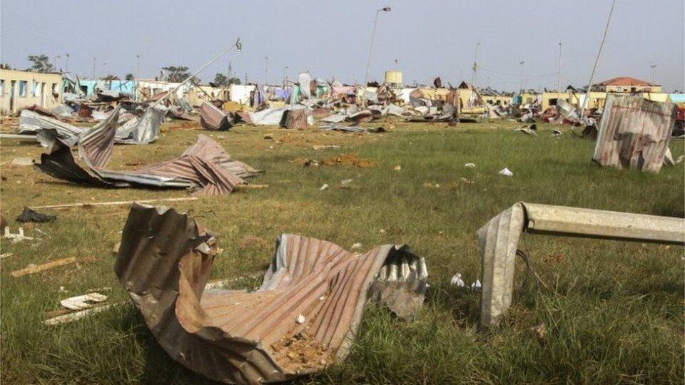 УЖАС ВО ЕКВАТОРИЈАЛНА ГВИНЕЈА: Најмалку 98 загинати и над 600 повредени во експлозии од невнимание