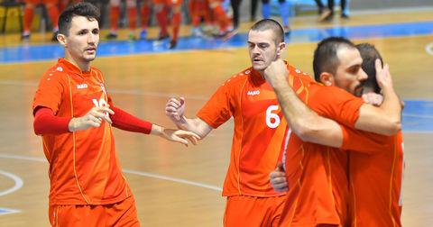 Футсал репрезентацијата ја очекува двомеч против Србија