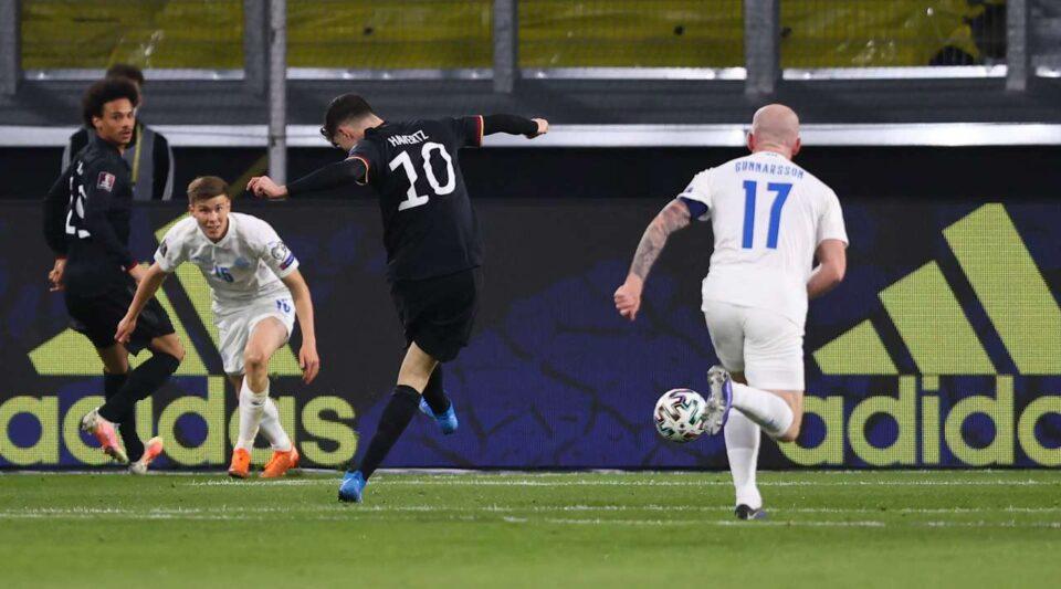 Германија сигурна против Исланд, Ерменија минимално против ауцајдерот