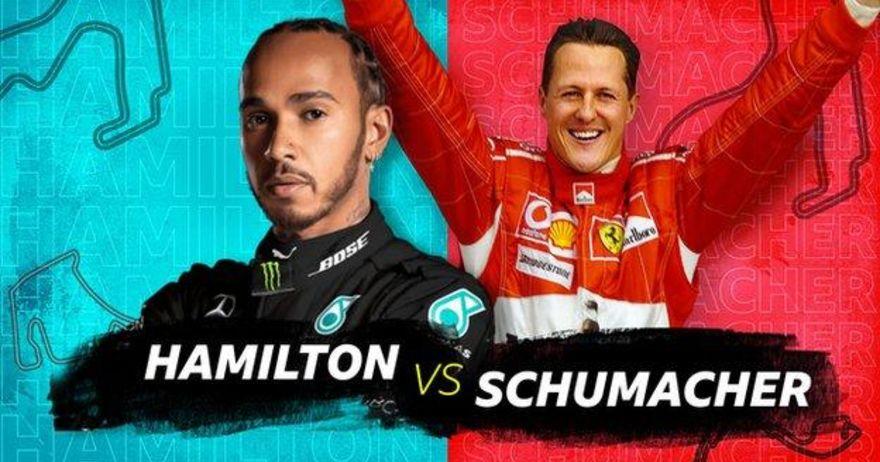 Луис Хамилтон оваа сезона тргнува кон уште еден рекорд на Михаел Шумахер