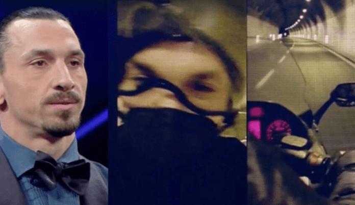 Ибрахимовиќ запрел моторџија на пат кон Сан Ремо зашто заглавил во метеж! (видео)
