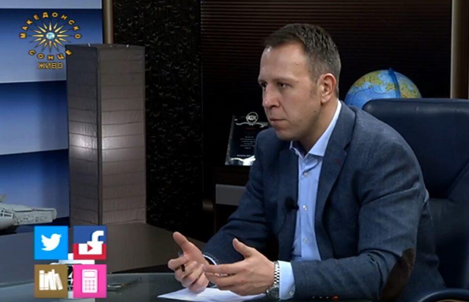 Јанушев: Власта не се интересираше за набавка на вакцини против коронавирус, туку како да земе провизија или некој милион да стави во џеб