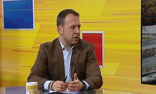 Јанушев: Се надевам дека набрзо ќе се смени изборниот законик и ДИК ќе започне постапка за набавување на уреди за отисоци во пресрет на изборите