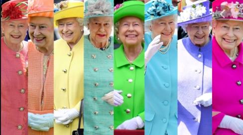 ФОТО: Кај кралицата Елизабета за се' има причина – Еве зошто секогаш носи силни бои