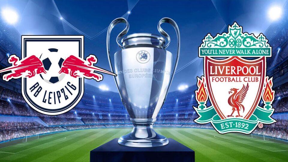 Ливерпул и Лајпциг реванш натпреварот од Лигата на шампиони ќе го играат во Будимпешта