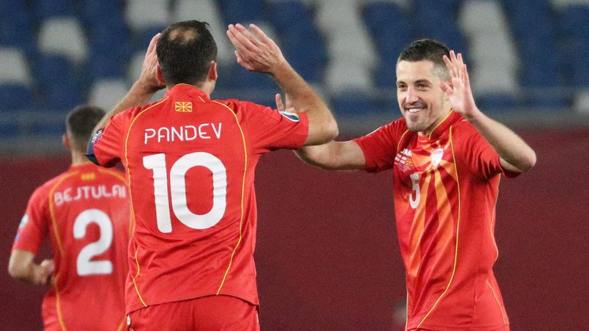 Фудбалската репрезентација на Македонија на ЕП во Букурешт ќе игра пред публика