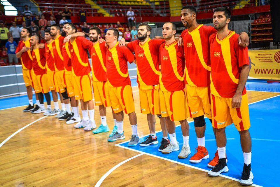 Скок од едно место на македонските кошаркари на европската ФИБА ранг-листа