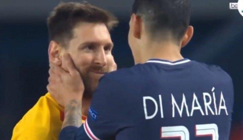 Пријателството на Меси и Ди Марија е поголемо од било какво ривалство (видео)