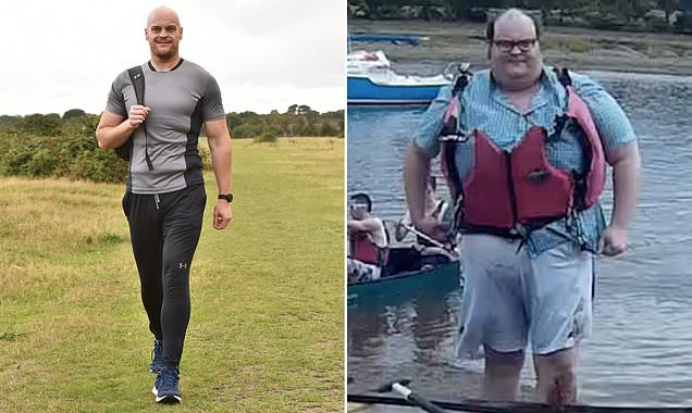 НА ЛЕСЕН И ЕДНОСТАВЕН НАЧИН: Успеал да стопи цели 96 килограми и денеска изгледа фантастично (ФОТО)