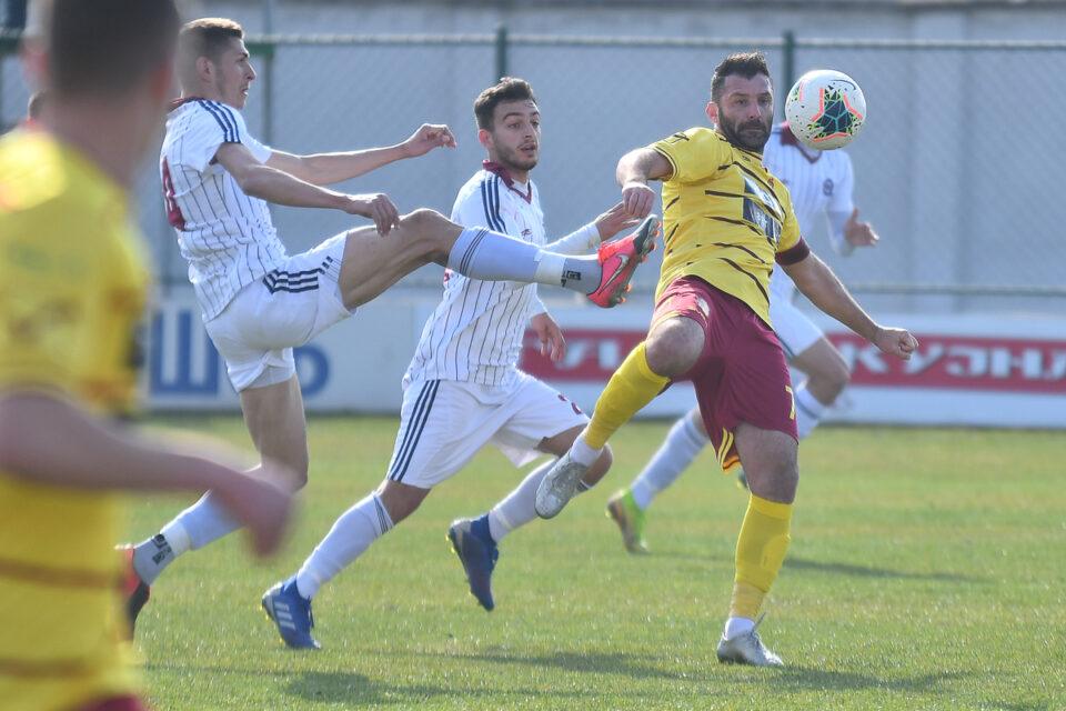 Македонија ЃП стигна до првата победа во пролетниот дел од сезоната