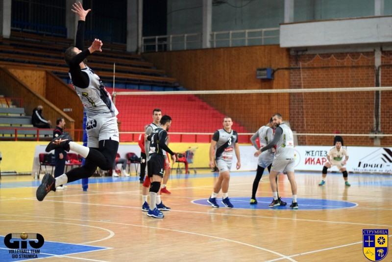 Одбојкарите на Џио Струмица се втори финалисти во машкиот одбојкарски Куп