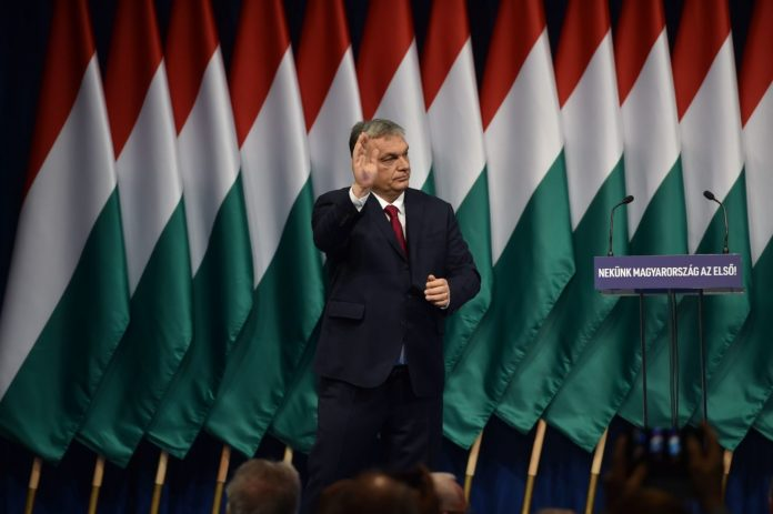 """Партијата """"Фидес"""" на Виктор Орбан излезе од ЕПП"""