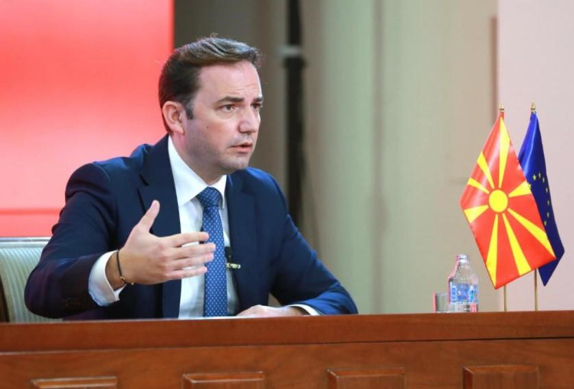 Османи: Од понеделник започнуваме нова динамика на комуникација со Бугарија