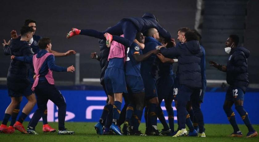 Порто го елиминираше Јуве и се пласираше во четвртфиналето на Лигата на шампионите