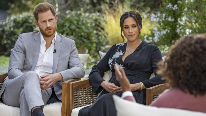 Додека кралското семејство е во хаос – еве што прво направи принцот Хари по скандалозното интервју кај Опра (ФОТО)