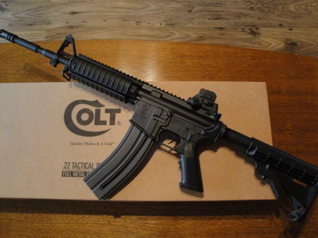 САД донираше 1.269 автоматски пушки за модернизација на Армијата