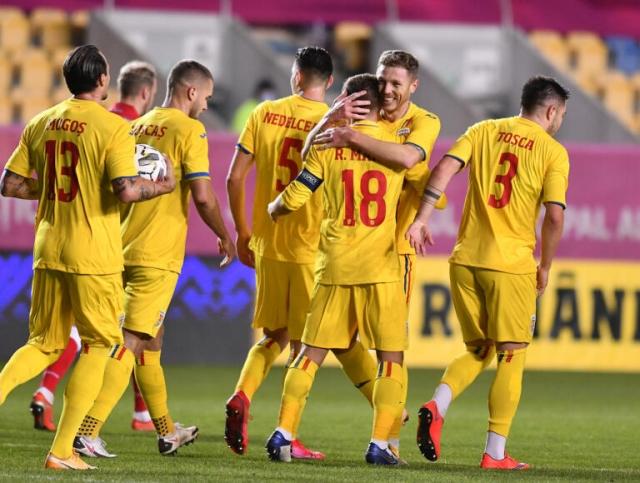 Селекторот на Романија го објави списокот на фудбалери за мечот со Македонија